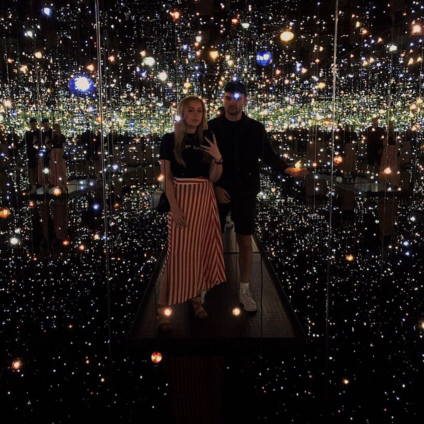 infinity room the broad museum
