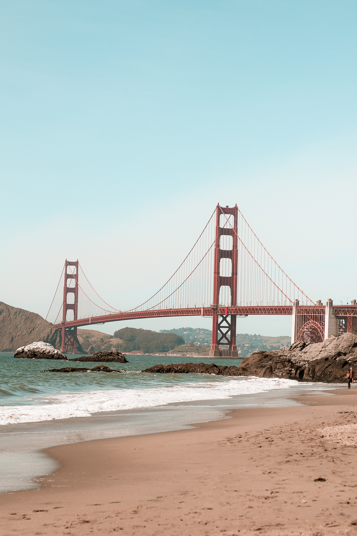 san fran travel guide baker boy beach