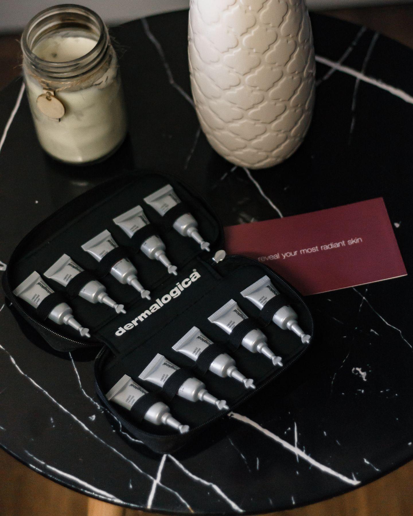 dermalogica skincare rapid reveal peel routine